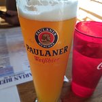Paulaner Hefewizen beer
