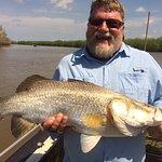 83 cm barra from Mary River