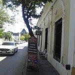 Almacèn de Ramos Generales Restaurant: frente Local- San Antonio de Areco 2018.