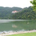 梅花湖照片