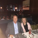 Anniversary Dinner at Charleston Grill