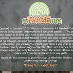 AmazeMe info...
