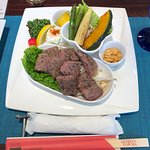Kobe beef steak&Grill Meriken Hatoba照片