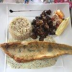 poisson au menu