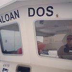 Embarcación Baloan II y el patrón Andreu Vives