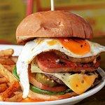 Wham Bam Thank You Spam Burger