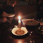 Espresso Martinis to finish