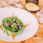 Avocado Algen Salat