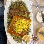 Tahchin; An Iranian Food