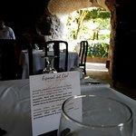 """Foto de Restaurante """"El Refectorio"""" de Casa Santo Domingo"""