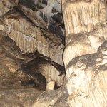 Interior da Caverna de Santana
