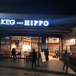 Keg and Hippo