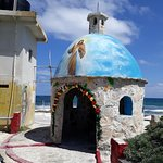 Rastas - view of Jesus I trust you prayer chapel