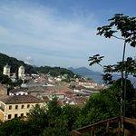 Vista para centro histórico