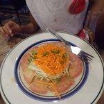 Pumelo Salad