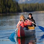 We offer canoe, kayak, and motorboat rentals as well.