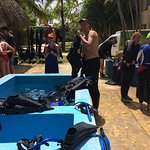 Diving trip done