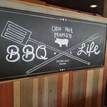 One Hot Mama's American Grille Foto