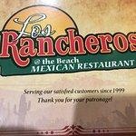 Foto de Los Rancheros Mexican Restaurant