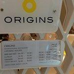 Photo of Origins