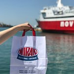 The best gourmet souvenir gift from Miran before your Greek island hopping!