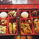 5 in 1 Wok lunch
