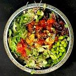 Tuna Poki Salad