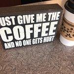 Foto de The Coffee Shop On Wooster