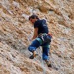 Climbing en #margalef