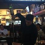 Bar Manager Marshall