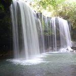 Photo of Nabegataki Falls