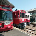 Old Meitetsu Mino Station