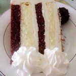 Rum Truffle Cake