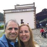 Estação de Ouro Preto.