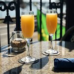Unlimited Mimosas Saturday & Sunday from 11 to 2