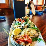 Check out our Oyster Bar menu. You can create your own Oyster Flight!!