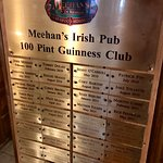 Join our 100 Pint Club. Ask your server or bartender how to start.