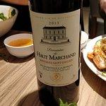De bons vins français !