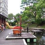 湯圍溝礁溪溫泉公園照片