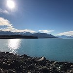 Photo of Lake Pukaki