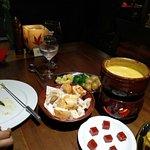 Photo de Cadre fondue