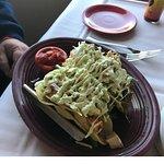 Wonderful Tacos 1 beef & 1 chicken