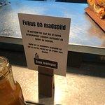 Madspild hos Café Korn