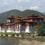 Dzong, Punakha, Bhutan