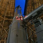 Lowell Observatory's 120-year-old telescope