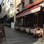 Rue Mouffetard Foto
