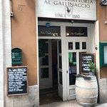 Foto de Antica Trattoria Al Gallinaccio