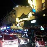 Sukhumvit road Bangkok