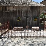 GRAVE OF JUDGE ROY BEAN AND HIS SON SAM