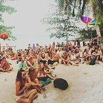 Police Beach Party صورة فوتوغرافية